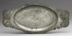 Platter with Fish [Late Roman; Made in Gaul, possibly found in Grand, northwestern France] (47.100.30)   Heilbrunn Timeline of Art History   The Metropolitan Museum of Art