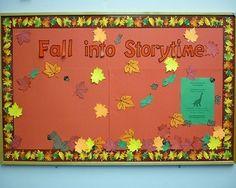 Fall theme board