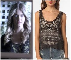 Pretty Little Liars Fashion, Style, Clothing, Outfits and Wardrobe ABC Family |ShopYourTv | Page 53