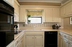 A NEW KITCHEN FOR AROUND $100 ~ Our Suburban Cottage