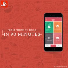 JustDelivr proposes the ease of shopping things that you require for your everyday home needs! Download Now