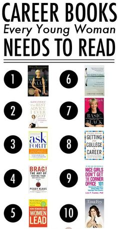 #career books for #women
