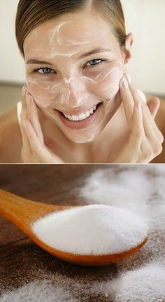 Healthy living tips wellness programs for women Beauty Make Up, Beauty Care, Diy Beauty, Beauty Tutorials, Beauty Hacks Video, Baking Soda And Honey, Face Brightening, Healthy Work Snacks, Tips Belleza
