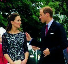 Kate and willia