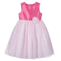 044b1b9bf6 Toddler Girl Marmellata Classics Glitter Sprinkle Shantung Dress