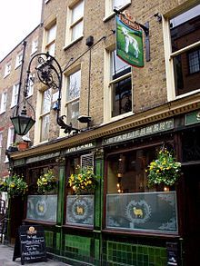 The Lamb, Bloomsbury - Wikipedia, the free encyclopedia