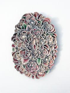 Le jardin secret - Lidia Kostanek - sculpture & illustrations