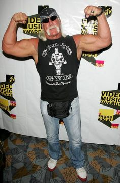 Whatcha gonna do when the Hulkster runs wild on you??? You're gonna grab your fanny pack, Brother.  http://www.wprpwholesalepalletrack.com