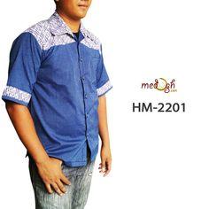 Neptunus HM-2201  #kemejabatikmedogh   http://medogh.com/baju-batik-pria/kemeja-batik-pria/Kemeja-Batik-NEPTUNUS-HM-2201