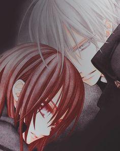 haiisaki: Zero x yuuki   We live in a dark, romantic and quite tragic world