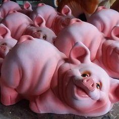 20 отметок «Нравится», 1 комментариев — Bestkopilka (@bestkopilka) в Instagram: «Керамічні вироби  Копілки Свинок #дитячікопілки #іграшкидлядітей #дитячакімната #дитячий #подарунки…»
