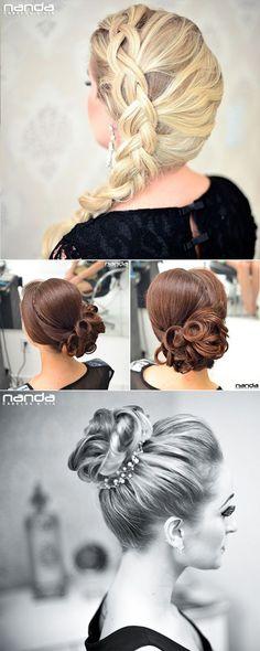 Tanto para a noiva, quanto para as madrinhas e convidadas, ideias e inspirações para penteados são sempre bem vindas. Separamos aqui alguns penteados