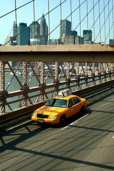 Brooklyn Bridge - New York City - New York - USA (von smif)