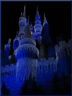 Christmas in Cinderella's Castle, Magic Kingdom