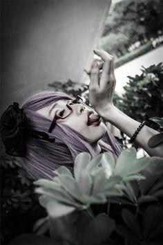 Tokyo Ghoul - リゼ -  Rize Kamishiro Cosplay Photo