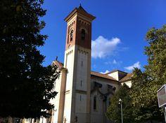 Campanar església Sant Martí