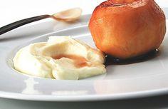 Pêssegos ao mascarpone e marsala | Panelinha - Receitas que funcionam