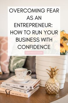 Overcoming fear as an entrepreneur. Tips to run your business with confidence. Business Advice, Business Entrepreneur, Business Motivation, Online Business, Women In Business, Business Coaching, Online Entrepreneur, Business Quotes, Business Opportunities