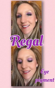 Younique Eye Pigment in Regal!