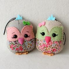 Gingermelon Dolls: Free Pattern - Little Lark Lavender Sachet