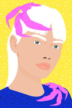 Anna Sudit for Refinery29  Your Summer Horoscope, From Hollywood's Most Trusted Psychic #refinery29  http://www.refinery29.com/2015/06/88988/lynne-palmer-summer-horoscope
