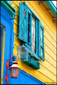 This colorful window from #Argentina sure catches your attention!  While our window lines aren't generally this vivid, we can suggest some unique and beautiful options in #ReplacementWindows for Minneapolis homeowners.  http://www.replacementwindowsmpls.com/