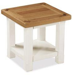 Minack Lamp Table £105