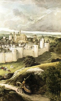 Alan Lee Camelot (off 'Castles') color tones