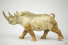 Butter Jade Stone Rhino Sculpture - Zimbabwe Jade Stone, Zimbabwe, Lion Sculpture, Butter, Statue, Ebay, Art, Art Background, Kunst