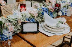 Decoração de mesa comunitaria para casamentos