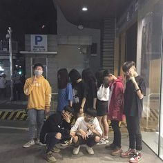 Ulzzang Couple, Ulzzang Boy, Korean Best Friends, Casual Hijab Outfit, Korean Couple, Couple Outfits, Ulzzang Fashion, Best Friend Goals, Friend Photos