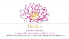 How to make your own business card for your craft or small business.  Inexpensive  easy to make.   See more about business cards, cards and fairies.