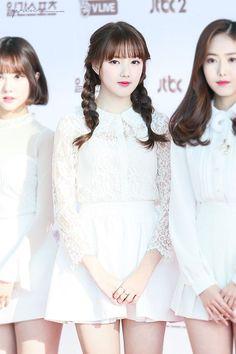 South Korean Girls, Korean Girl Groups, Summer Rain, G Friend, Asian Style, Kpop Girls, Rapper, Awards, Girl Fashion