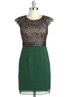 Hello Holiday Dress.....Forest Through the Breeze Dress, #ModCloth