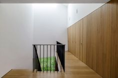 House in Oxfordshire by Peter Feeny Architects.