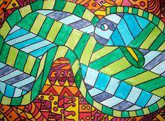Mrs H @ St Francis Xavier: Maori Animal Myth Art Francis Xavier, St Francis, Maori Art, Saints, Animals, San Francisco, Animales, Animaux, Animal