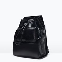 CUT-OUT BACKPACK-Handbags-TRF-SHOES & BAGS | ZARA United States
