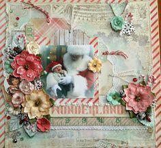 Sweet Peppermint Christmas - Scrapbook.com
