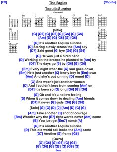 Guitar Chords And Scales, Acoustic Guitar Chords, Guitar Chord Chart, Ukulele, Lyrics And Chords, Music Lyrics, Easy Guitar Songs, Summer Songs, Songs