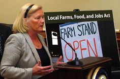 The Maine Congresswoman (and farmer) talks about her policy priorities leading up to the 2018 Farm Bill. Food Policy, Farm Stand, Sustainable Food, Priorities, Farmers, Agriculture, Civilization, Wisconsin, Maine