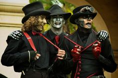 Jon Sprague Departing Steam Powered Giraffe ...  :(