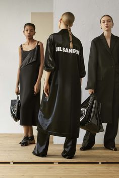 Jil Sander Resort 2019 Milan Collection - Vogue