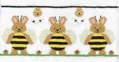 Bee Bunny Honey by Cross Eyed Cricket
