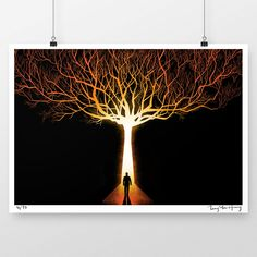 Limited edition Giclée print created using archival pigment inks and finest quality fine art paper. Ink: Epson UltraChrome K3™ ink. Paper:...
