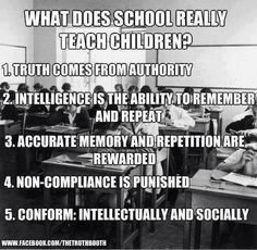 Click thru for more analysis of seven-lesson curriculum... Is that what we're teaching our children?