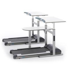 TR5000-DT7A Treadmill Desk Configuration | LifeSpan Workplace