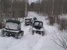 Argo 8x8s with snow tracks riding in Wyoming - YouTube These are the coolest go anywhere machines. You cant hardly get one stuck they are amphibious and have a ton of accessories for them ie the tracks hard and soft tops and to many more than there is room to list.