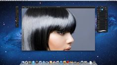 Naturally lighten specific areas of the image with the easy-to-use Dodge Tool. http://www.pixelmator.com