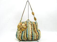 JAMIN PUECH beads purse