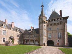замок Блуа (Château Royal de Blois)